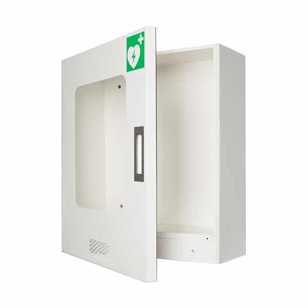 Defibrillator Wandschrank