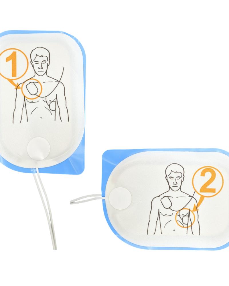 defibrillationselektroden cu medical systems ipad sp1
