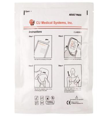 Defibrillationselektroden Paramedic CU-ER Serie