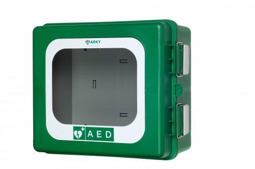 ARKY Außenwandschrank Defibrillator