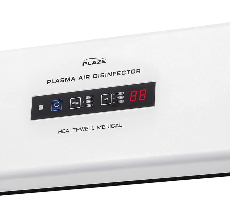 PLAZE SAFE W,PLAZE SAFE,desinfizierte Oberflächen,saubere Luft,desinfizierte Räume,Luftfilter,Raumfilter,Desinfektion