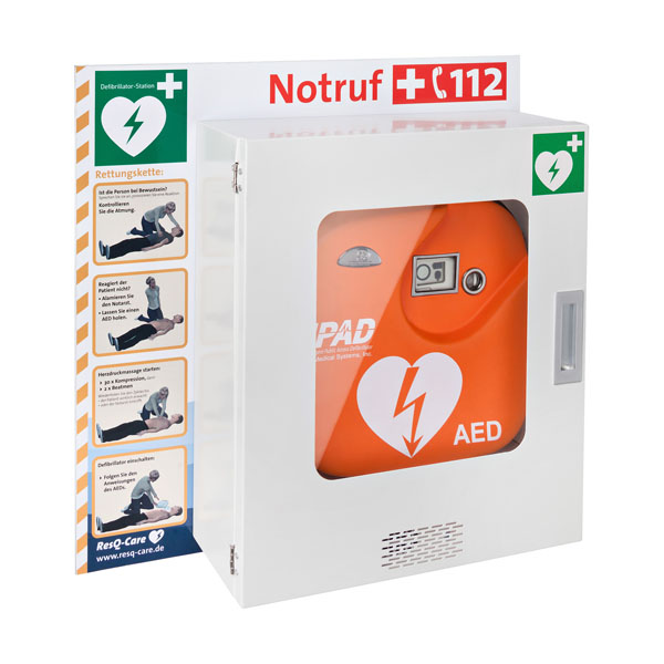 Defibrillator Wahrnehmungspaket