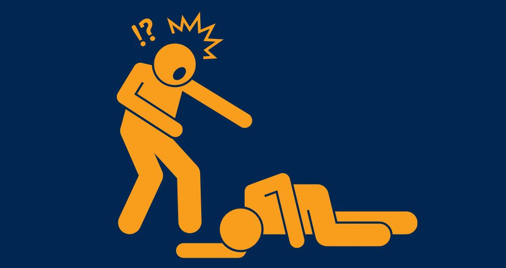 Wann muss ich eine Person reanimieren? Wie setze ich einen Defibrillator ein? – Wir beantworten deine Fragen!