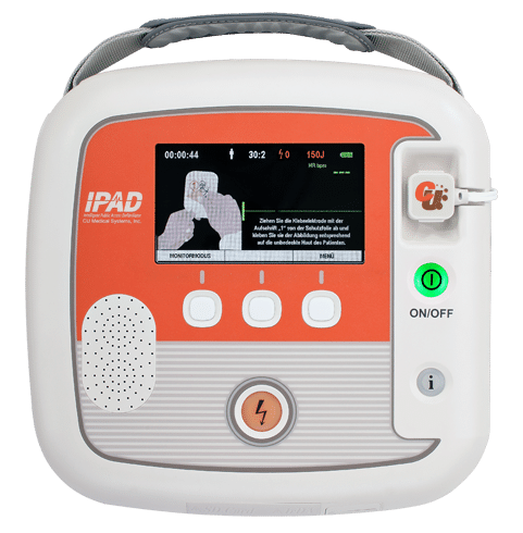 Defibrillator iPAD CU SP2 Version: Jedermann