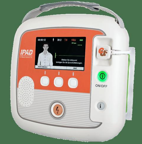 Defibrillator iPAD CU SP2 Version: Jedermann