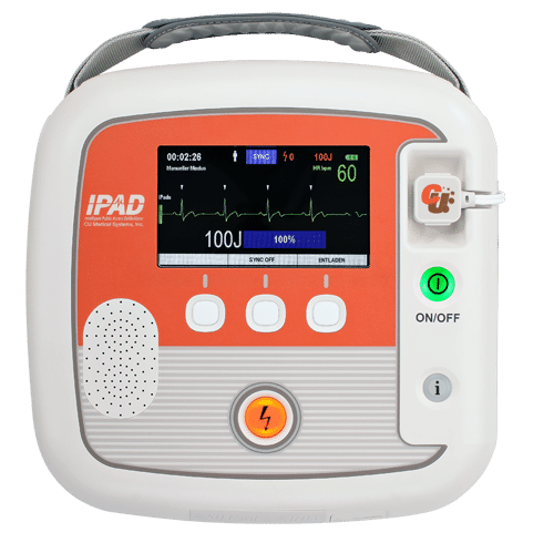 Defibrillator iPAD CU SP2 Version: Meister